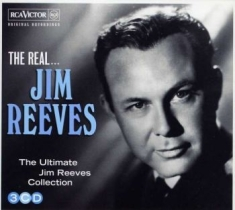 Reeves Jim - The Real... Jim Reeves