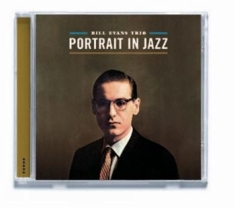 Evans Bill -Trio- - Portrait In Jazz -Remast-