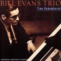 Evans Bill - Time Remembered