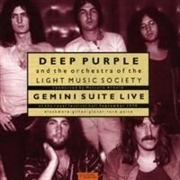 Deep Purple - Gemini Suite Live in the group CD / Hårdrock/ Heavy metal at Bengans Skivbutik AB (633996)