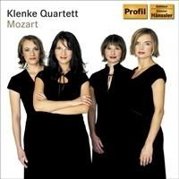 Mozart - Quartets Vol 2 in the group CD / Klassiskt at Bengans Skivbutik AB (634260)