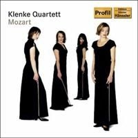Mozart - String Quartets Vol 3