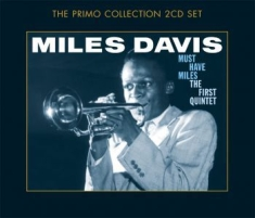 DAVIS MILES - Must-Have Miles (First Quintet)