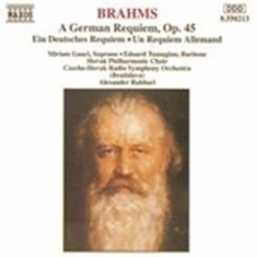 Brahms, Johannes - A German Requiem
