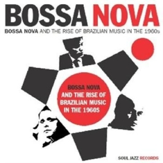 Blandade Artister - Bossa Nova: Bossa Nova And The Rise