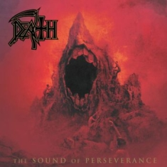 Death - Sound Of Perseverance - 2Cd Reissue
