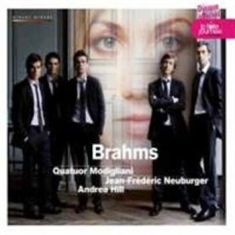 Brahms - Quintet For Piano And Strings