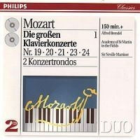 Mozart - Pianokonserter Vol 1