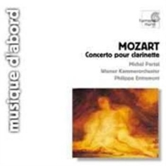 Mozart, Wolfgang Amadeus - Concerto Pour Clarinette