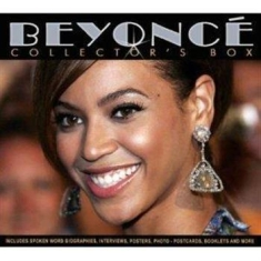 Beyonce - Collectors Box-3 Cd Box (Interview)