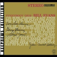 Evans Bill - Everybody Digs Bill - Keepnews Coll