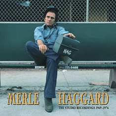 Haggard Merle - Hag-The Studio Recordings (6Cd+Bok)