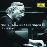 Mozart - Gulda Mozart Tapes - Pianosonater