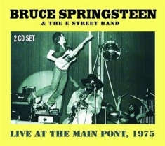 Springsteen Bruce - Live At The Main Point 1975 (2 Cd)