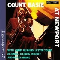 Basie Count - At Newport - Live