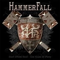Hammerfall - Steel Meets Steel - 10 Years O in the group Minishops / Hammerfall at Bengans Skivbutik AB (653064)