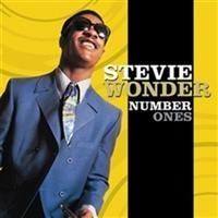 Stevie Wonder - Number Ones in the group CD / Pop at Bengans Skivbutik AB (653125)