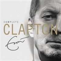 Eric Clapton - Complete Clapton in the group CD / Pop at Bengans Skivbutik AB (653126)