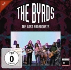 Byrds - Lost Broadcasts