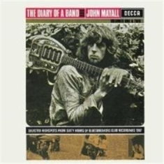 Mayall John - Diary Of A Band Vol 1 & 2