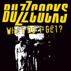 Buzzcocks - What Do I Get (Cd+Dvd)