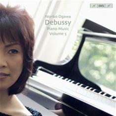 Debussy - Piano Music Vol 5