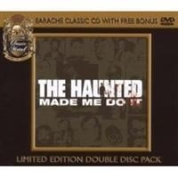 Haunted - Made Me Do It + Dvd