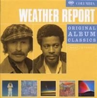 Weather Report - Original Album Classics (5Cd)