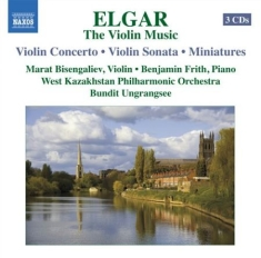 Elgar - The Violin Music