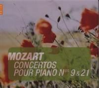 Mozart, Wolfgang Amadeus - Piano Concertos Nos. 9 & 21 in the group CD / Klassiskt at Bengans Skivbutik AB (658835)