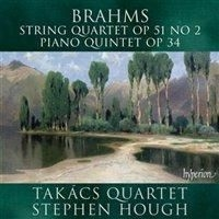 Brahms - String Quartet Op 51 No 2