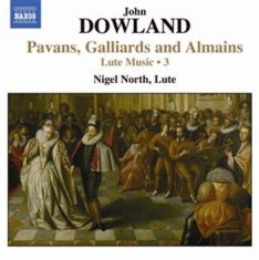 Dowland, J - Lute Music Volume 3