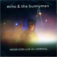 Echo & The Bunnymen - Live