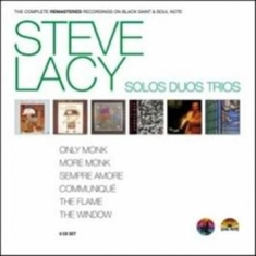 Lacy Steve - Black Saint & Soul Note Recordings