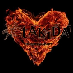 Takida - Burning Heart