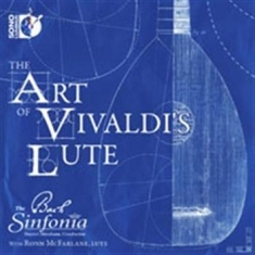 Vivaldi - The Art Of Vivaldis Lute