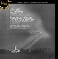 Vaughan Williams, Ralph - Mass In G Minor