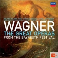Wagner - Great Operas From Bayreuth Festival