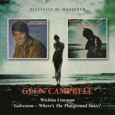 Glen Campbell - Wichita Lineman/Galveston - Where's