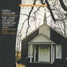 Haggard Merle - Land Of Many Churches
