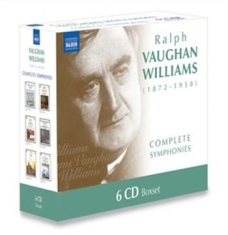 Vaughan Williams, Ralph - Symphonies, Complete