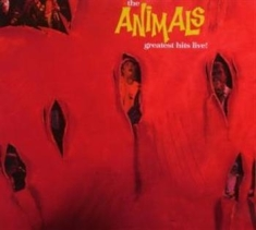 Animals - Greatest Hits Live!