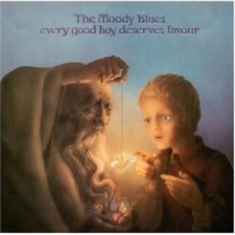 Moody Blues - Every Good Boy Deserves A Favo