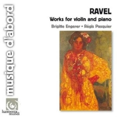 Ravel - Sonatas For Violin & Piano