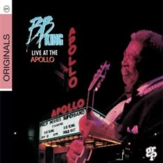 BB King - Live At The Apollo