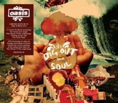 Oasis - Dig Out Your Soul (Cd+Dvd)