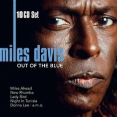 DAVIS MILES - Out Of The Blue