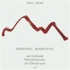 Jarrett, Keith - Personal Mountains