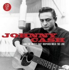 Cash Johnny - Johnny & Music That Inspired Walk T