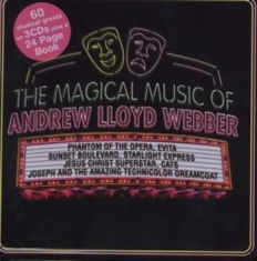 Andrew Lloyd Webber - The Magical Music Of